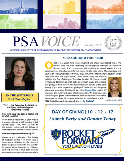 PSA Voice Cover - October 2017