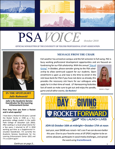 PSA Voice Cover - October 2018