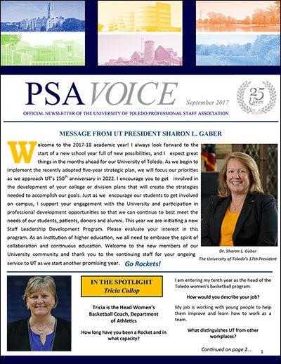 PSA Voice Cover - September 2017
