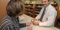 Faculty and staff pharmacy benefits