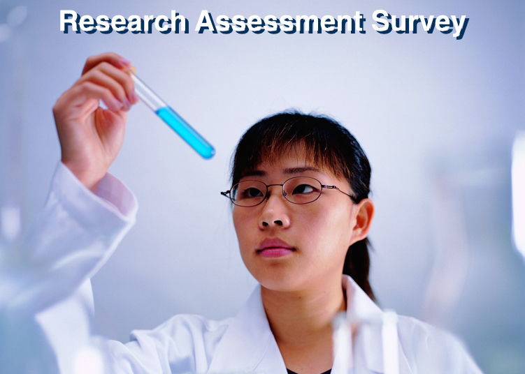 Click her to advance to the Research Assessment Survey