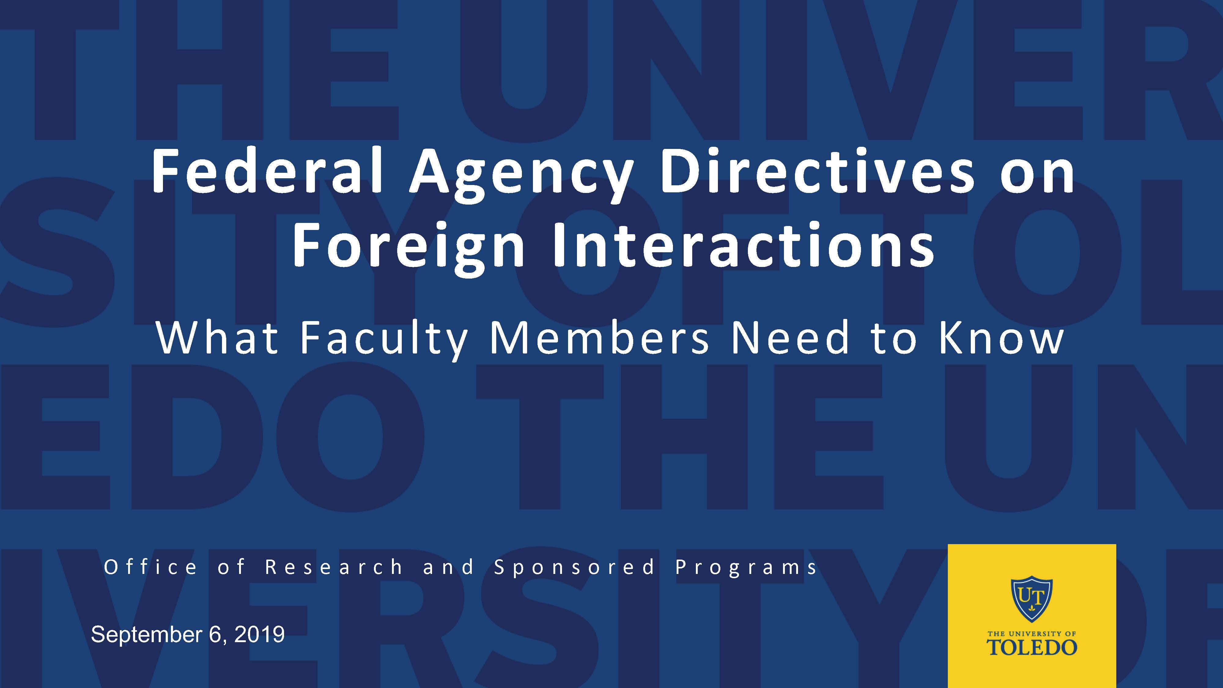 Image for Addressing Foreign Interactions PDF