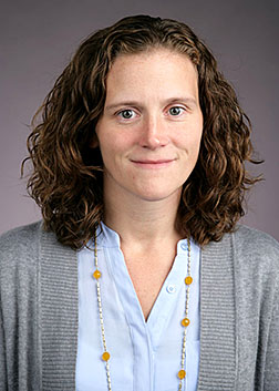 Heather Conti, PhD - College of Natural Sciences and Mathematics