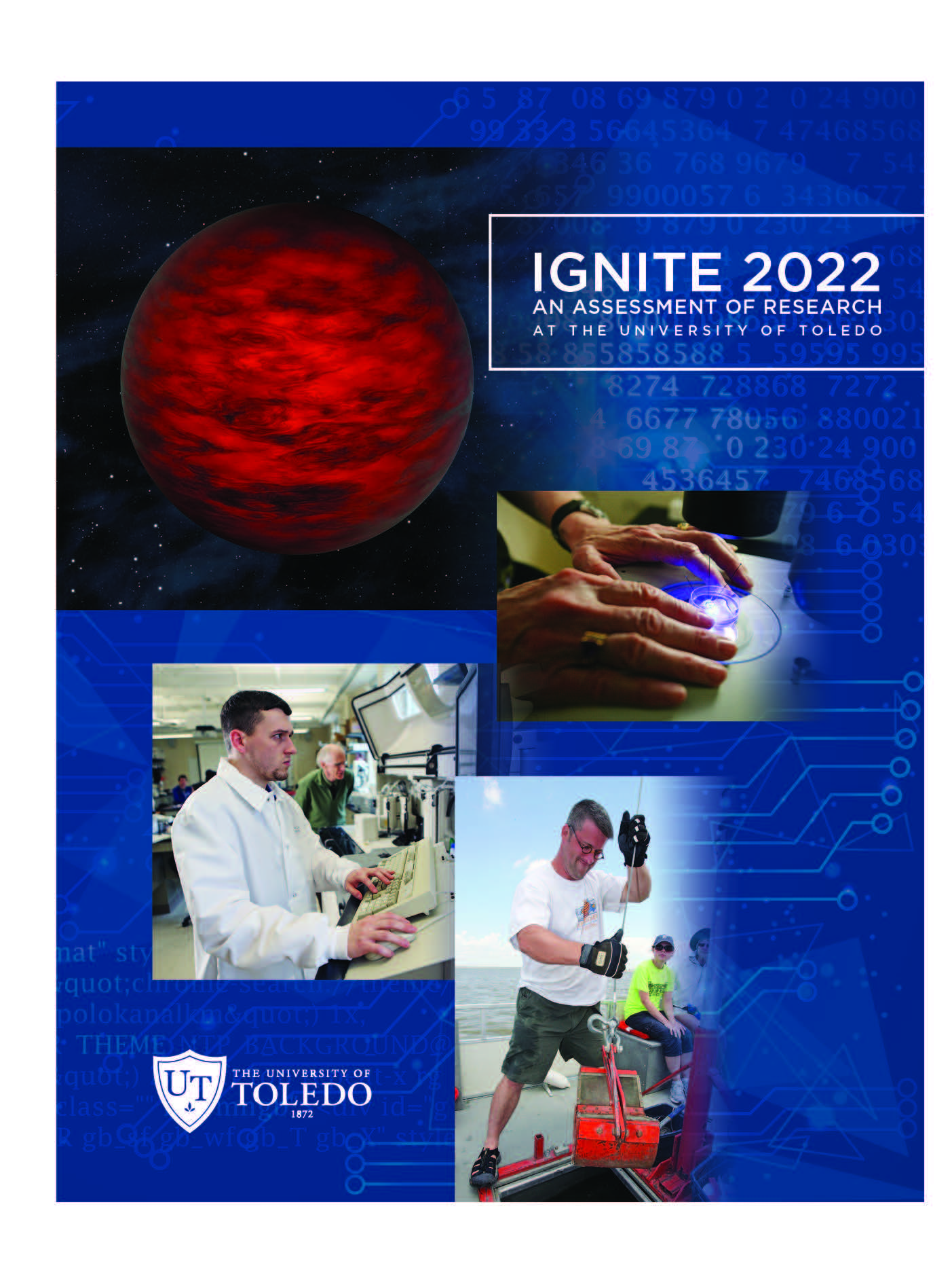 Ignite 2022 - Research & Sponsored Programs Strategic Plan