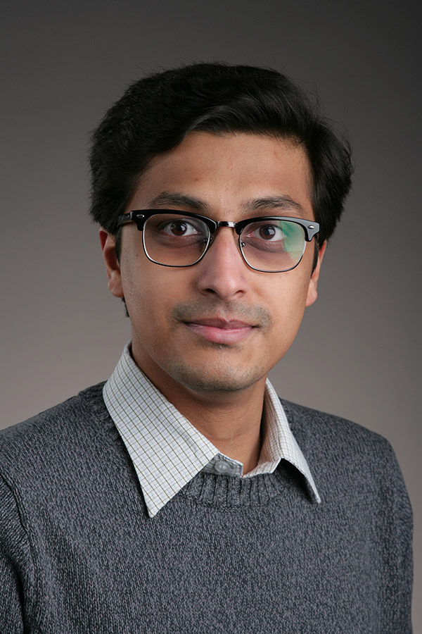 Keyur Kulkarni - Research Systems Analyst