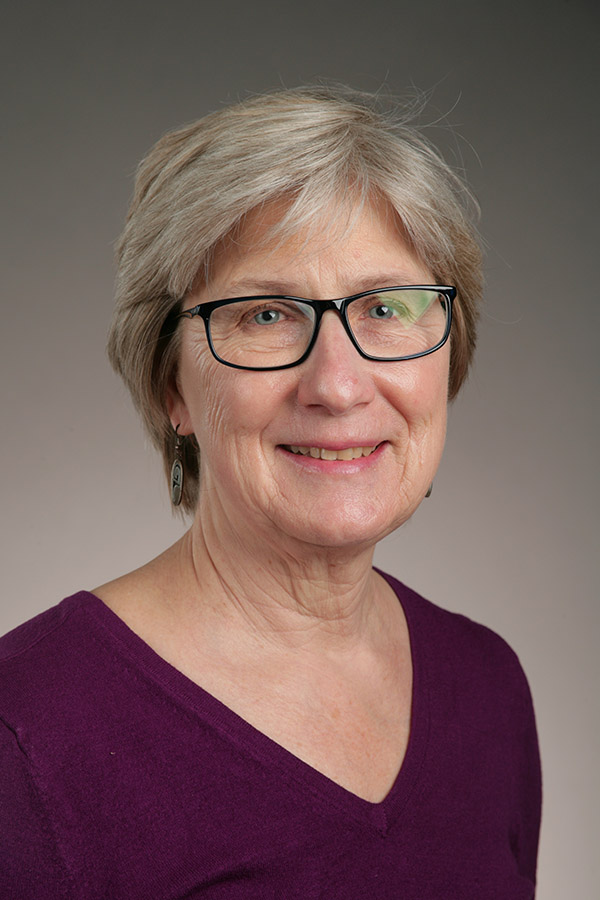 Connie Schall, PhD - Associate VP for Research