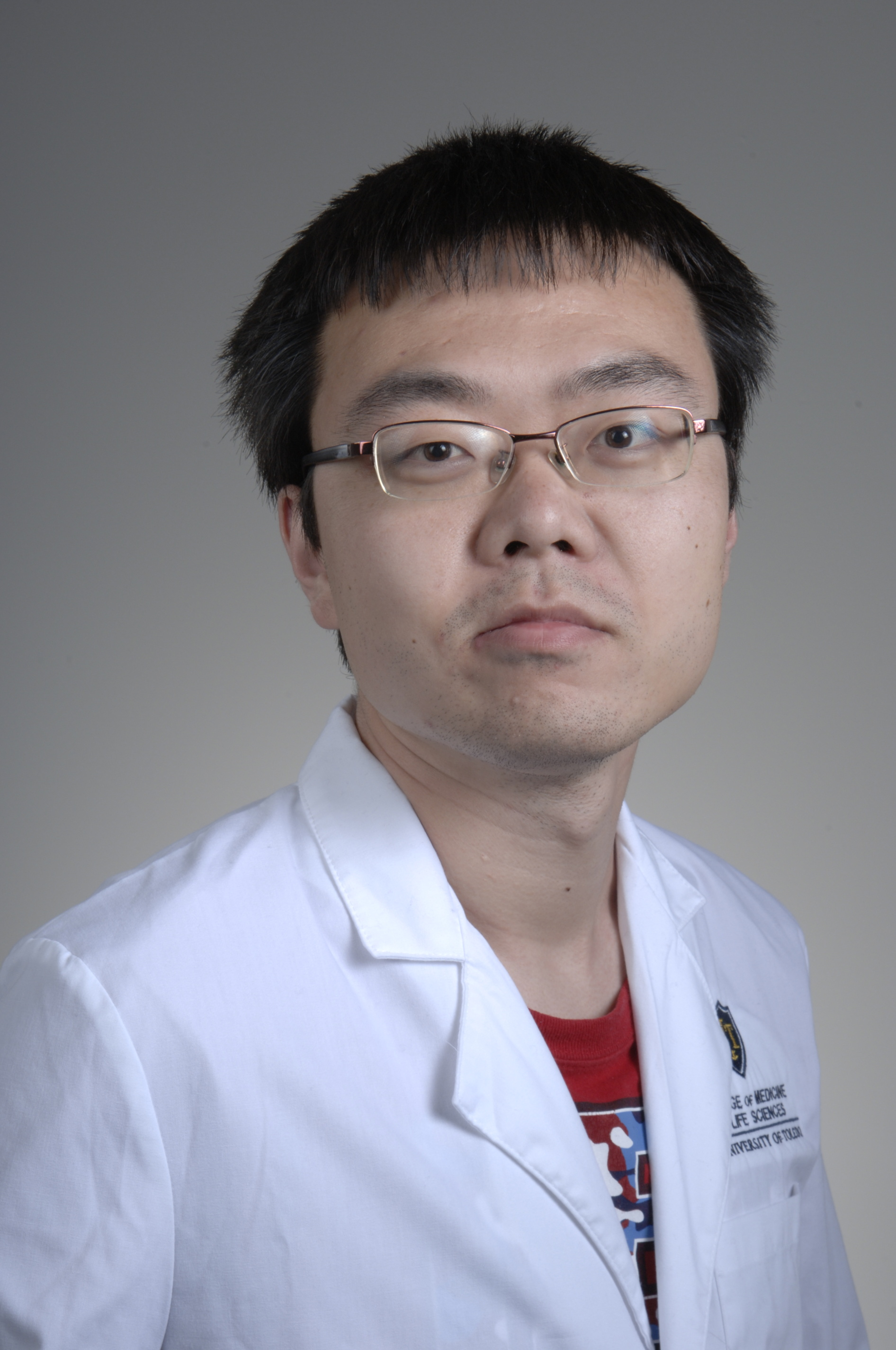 Shungang Zhang, PhD Candidate - College of Medicine and Life Sciences