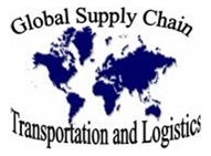 Global Supply Chain Transportation and Logistics logo