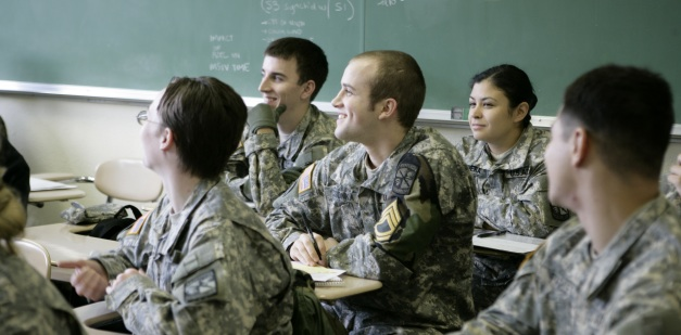 Cadets in Class