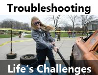Troubleshooting Life's Challenges