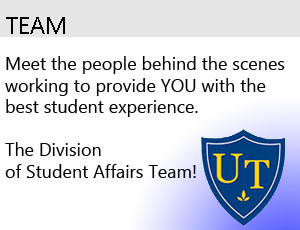 Division of Student Affairs Team