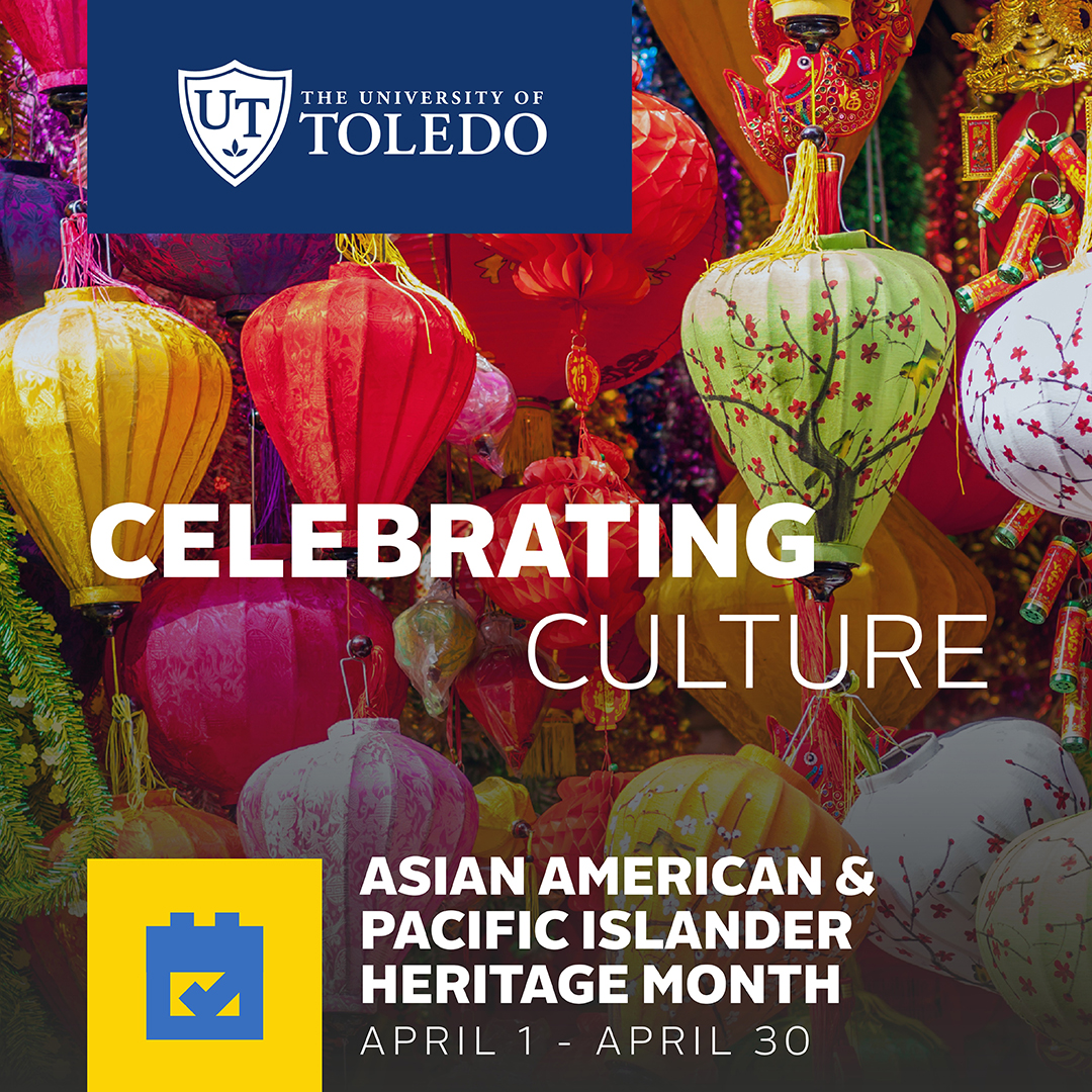 Asian American and Pacific Islander Heritage Month Poster