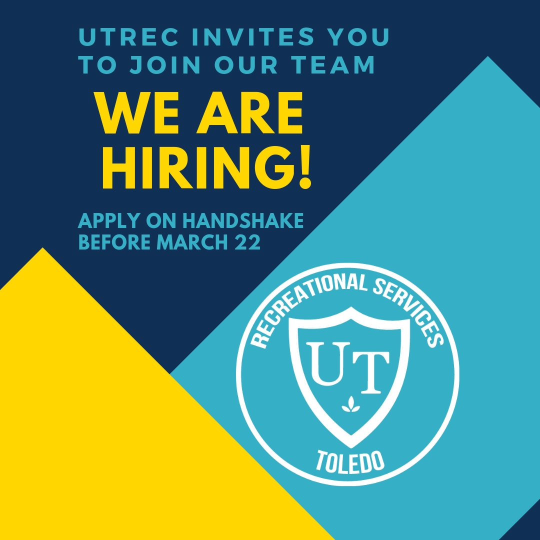 UTREC now Hiring