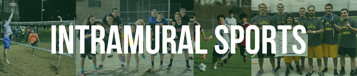Intramural Sports Information