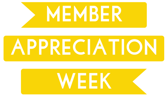 Member Appreciation Week Logo