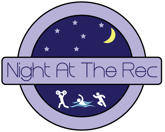 Night at the rec logo