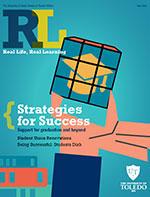 RL Magazine cover