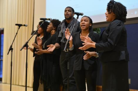 UT Gospel Choir