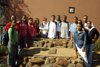students on global diversity trip