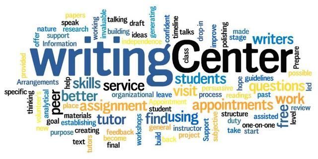 Click here to visit The Writing Center's official referral webpage .