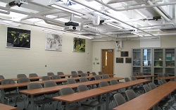 environmental sciences classroom