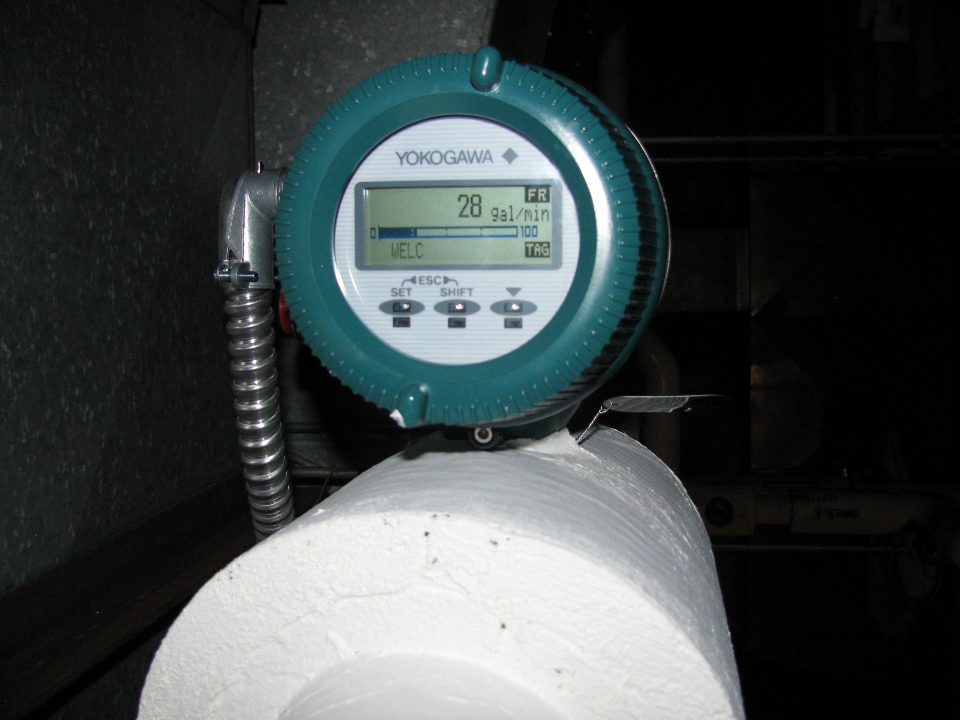Chilled Water Meter