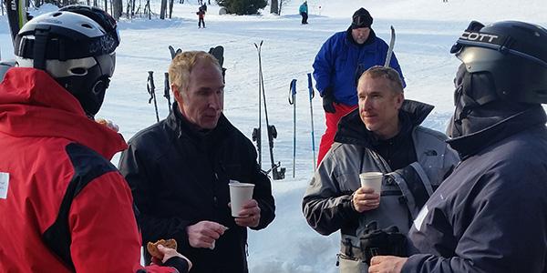 Alumni Ski Trip